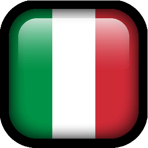 Emerald Chat Italy Flag