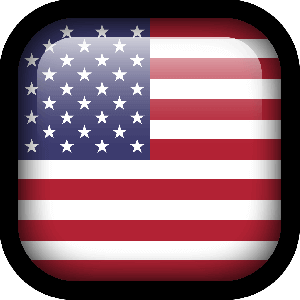 Emerald Chat United States Flag