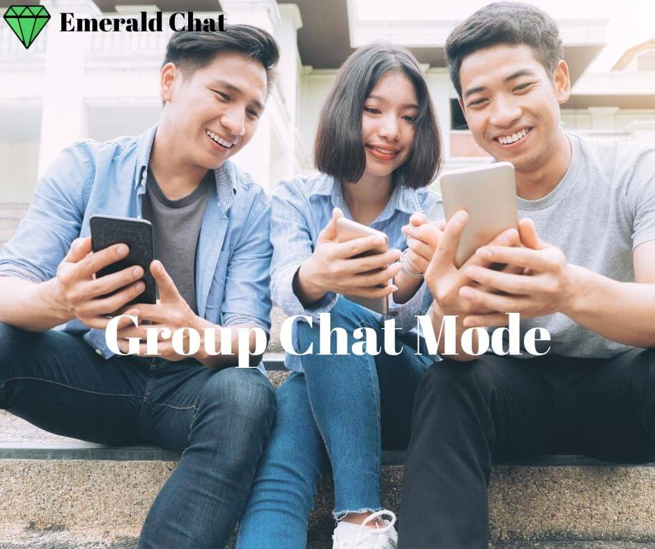 Emerald Chat Group Chat Mode
