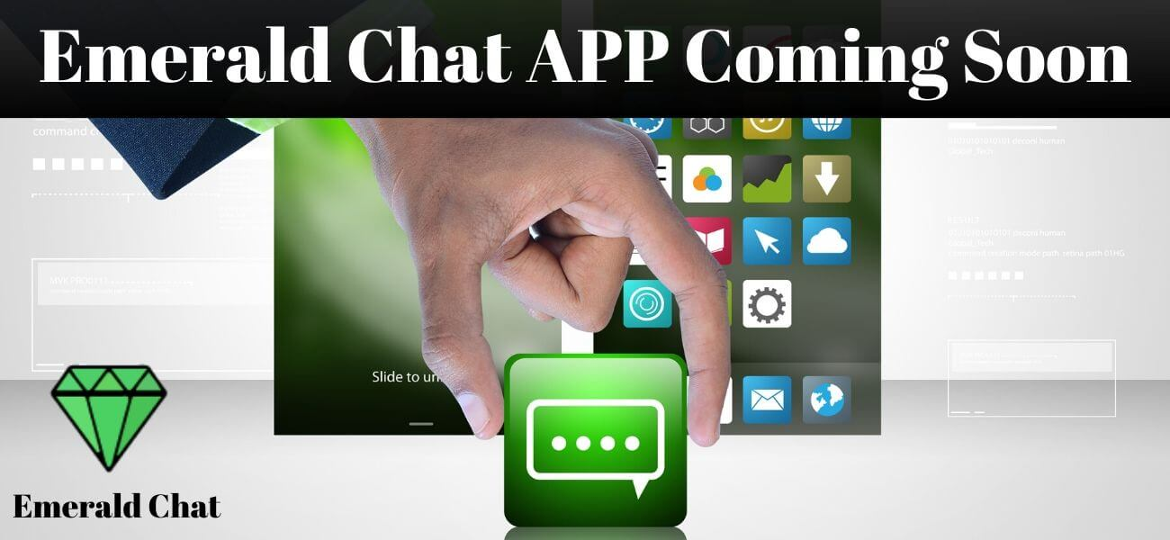 Emerald Chat - Live Video Chat APP