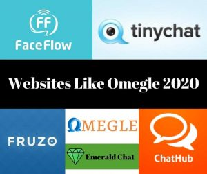 Websites Like Omegle 2020